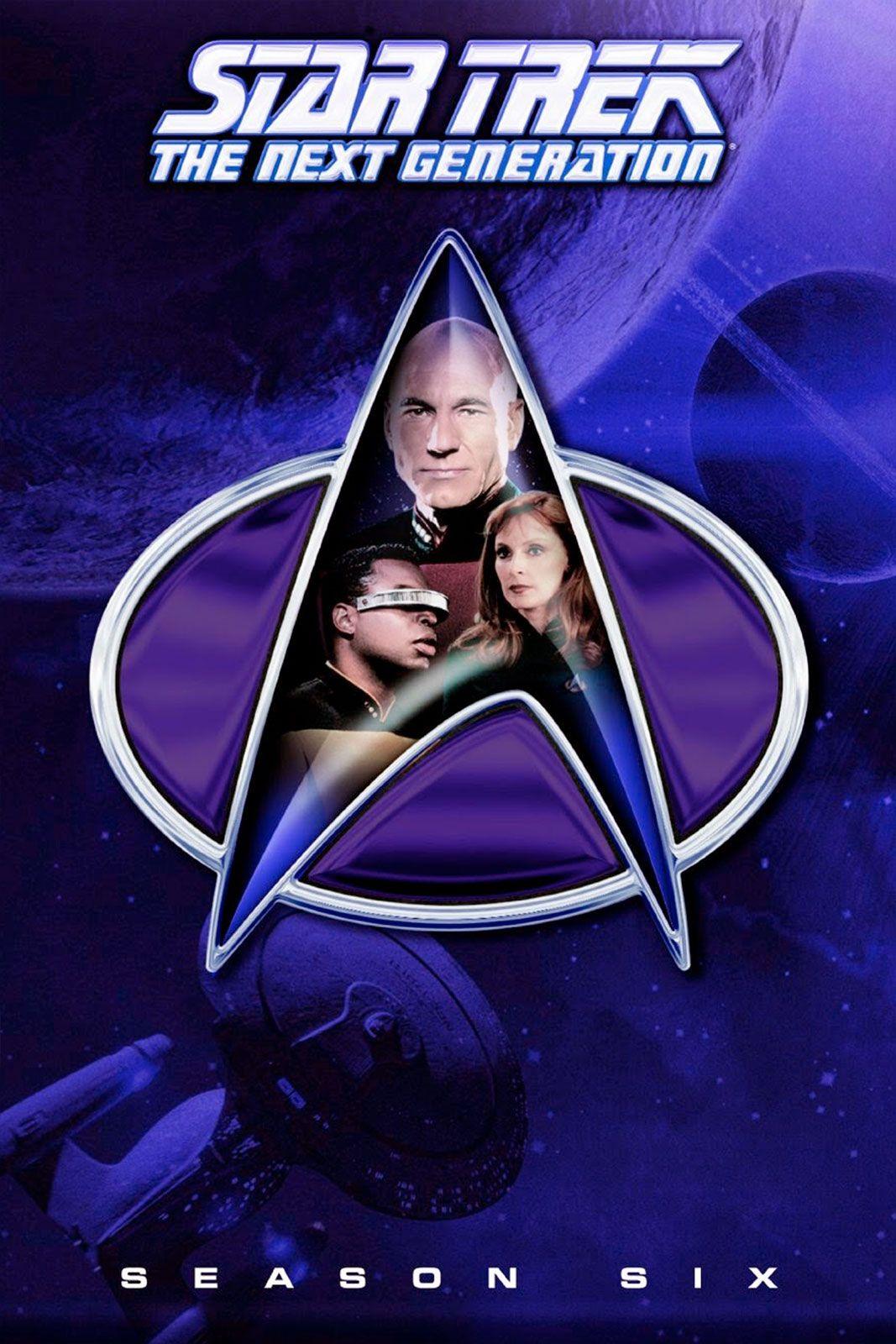 52 Star Trek The Next Generation 1992 93 S06 4 5 01 02 18 A Falta De Veure L última La Millor Temporada De Totes Star Trek Trek Stars