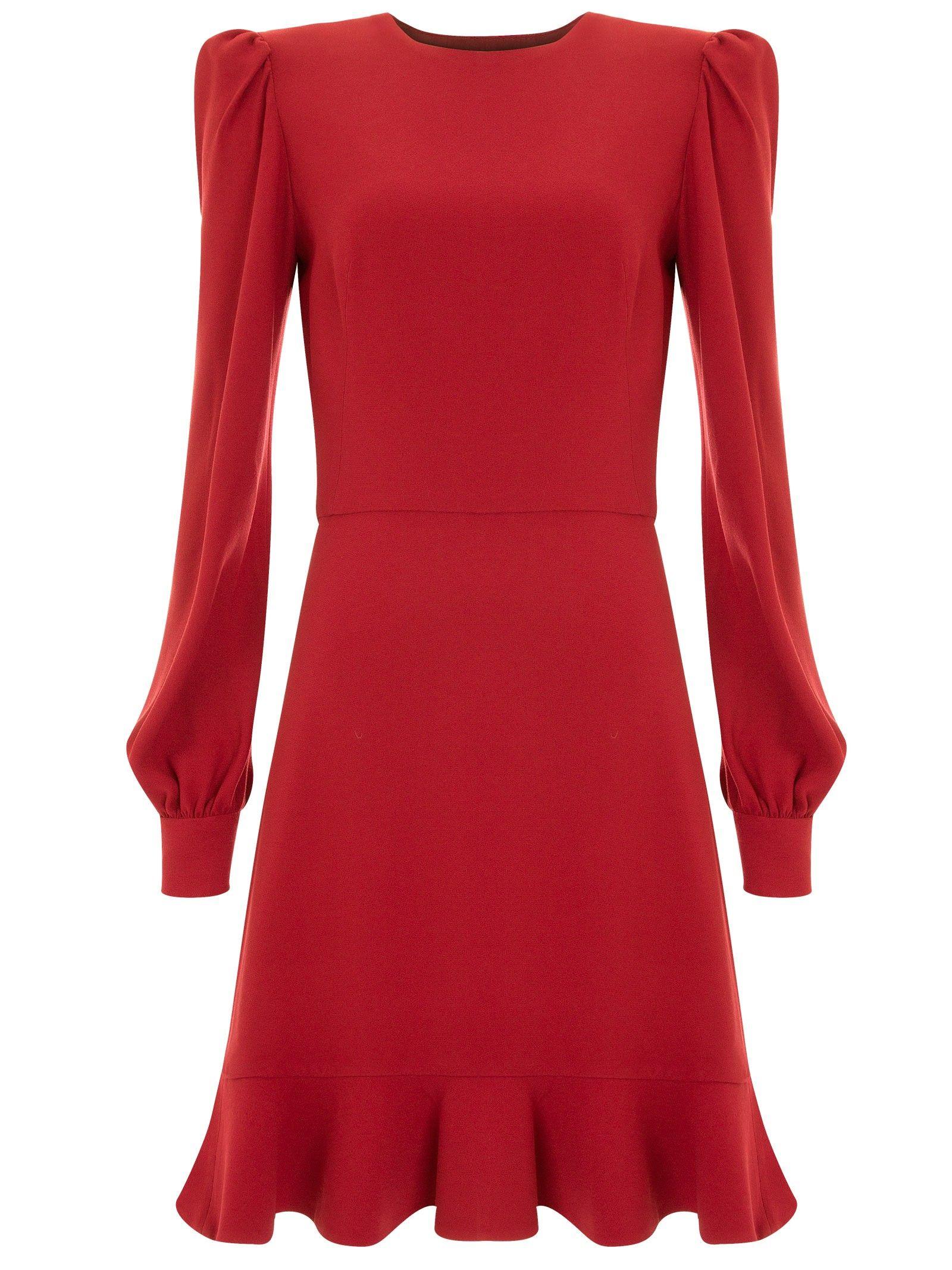 9a0a2300c Vestido Manga Longa - ANDREA MARQUES $ 566,50   vestidos lindos ...