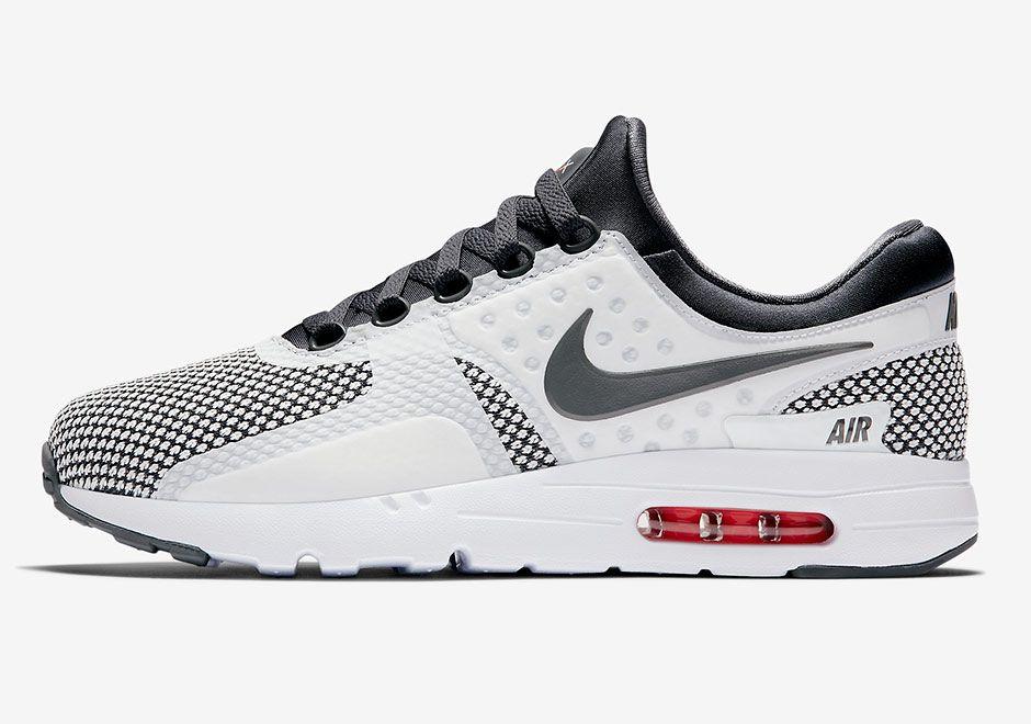 Nike Air Max Zero March 2017 Colorways   Sneakers   Sneakers