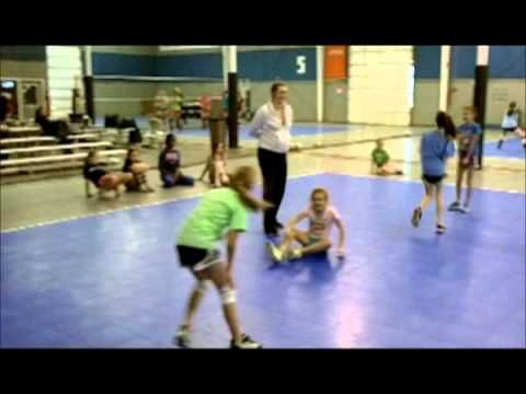 Jva Coach To Coach Video Of The Week Volleytots Drills Youtube Volley Youth Volleyball Volleyball Drills