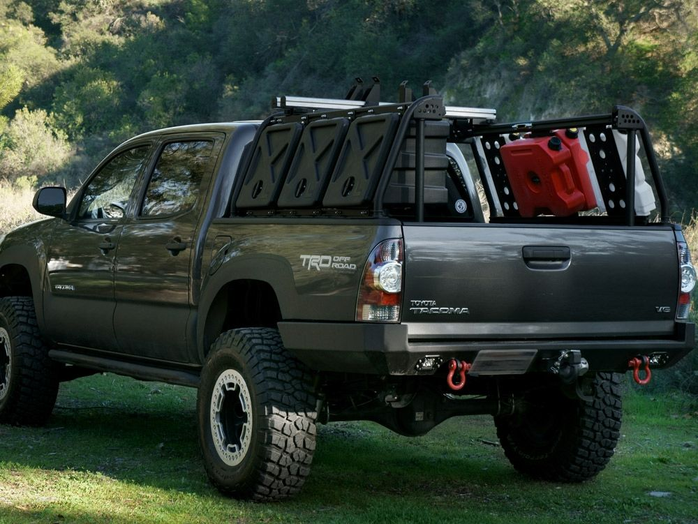Looking For A Tacoma Bed Rack Leitner Designs Active
