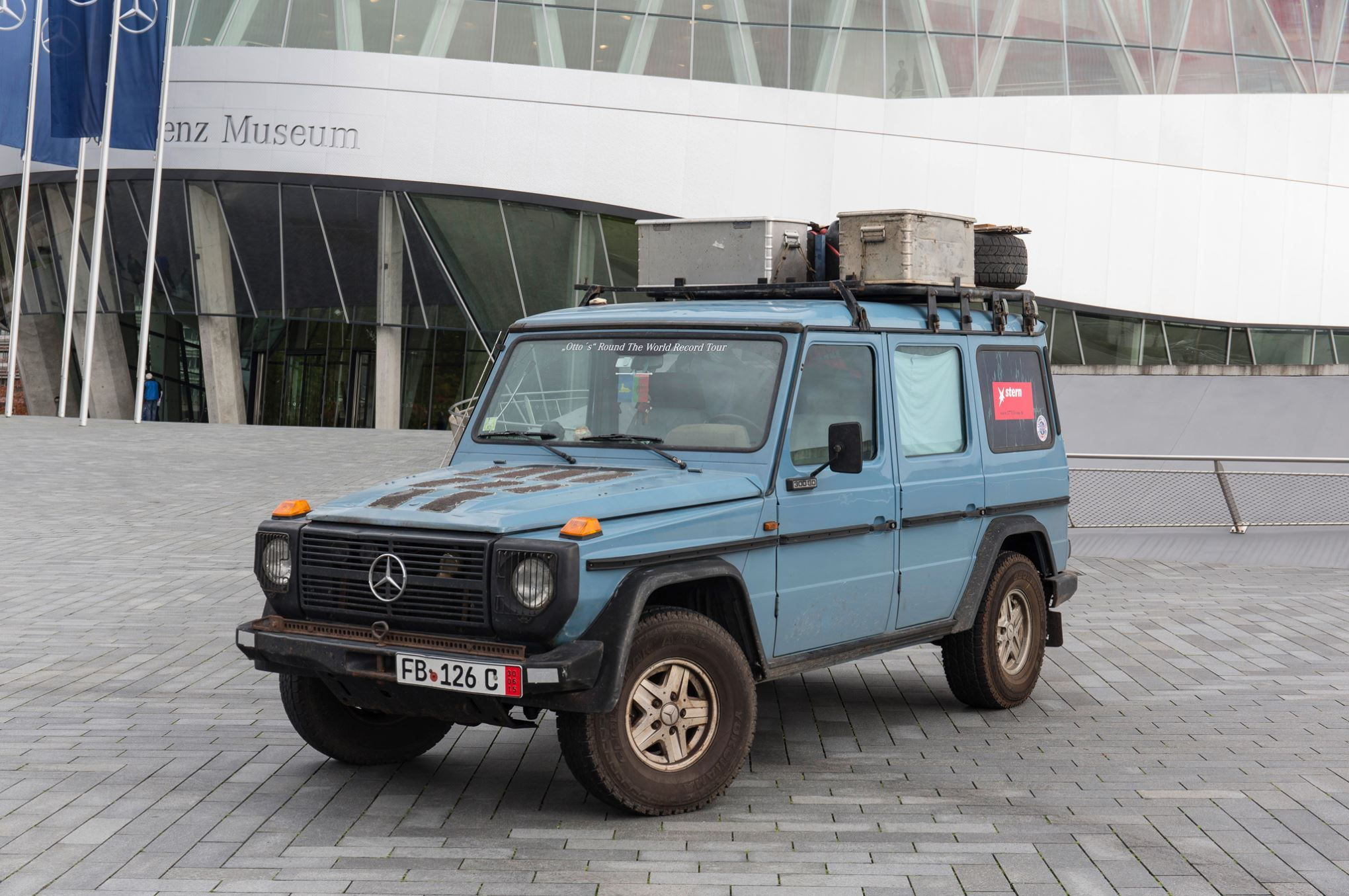 Mercedes Benz G Wagen Turns 35 Years Old Mercedes