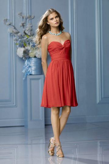 Wtoo 484 Bridesmaid Dress   Weddington Way