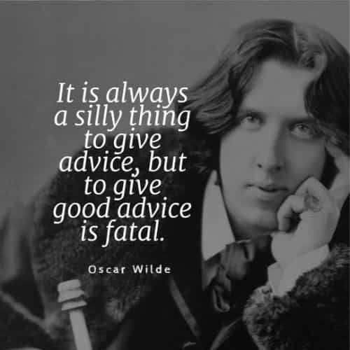 80 Famous quotes and sayings by Oscar Wilde
