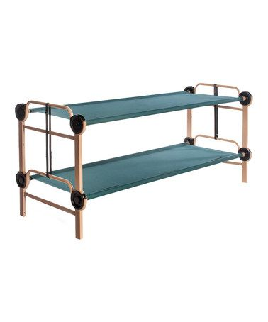 Look at this #zulilyfind! Universal Straight Frame Bunk Bed by Disc-O-Bed #zulilyfinds