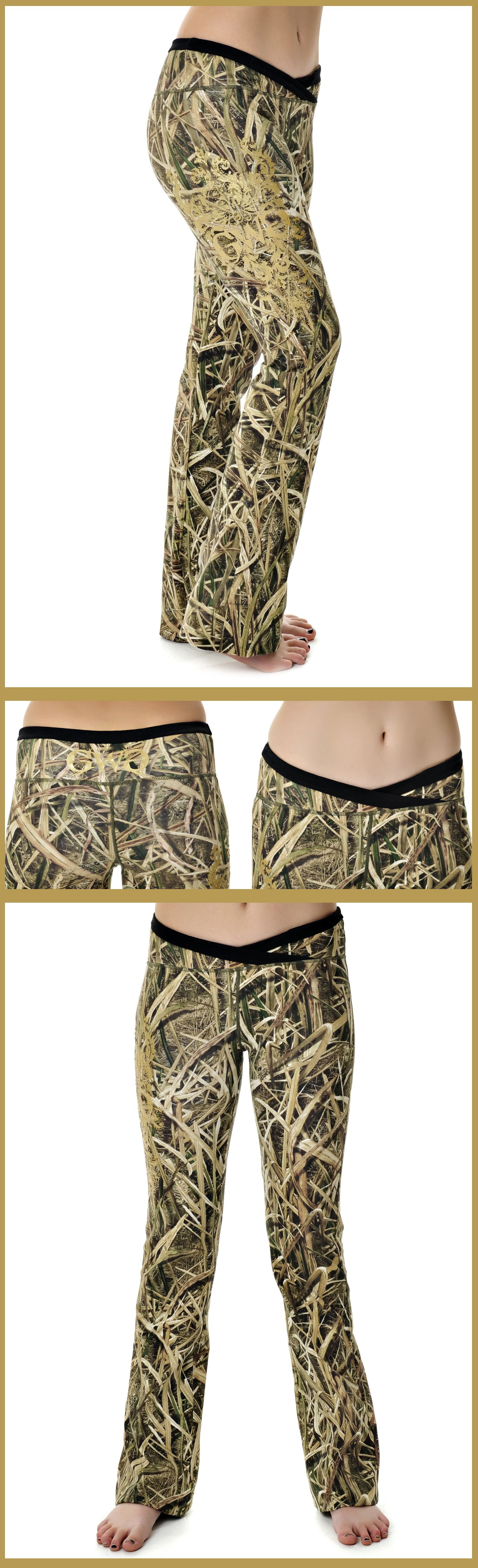 Girls With Guns Clothing Mossy Oak Shadow Grass Blades
