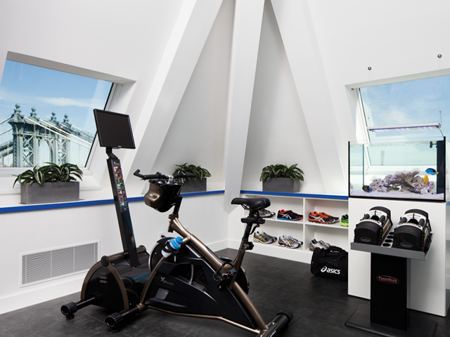 Home Gym | Stagetecture Inspiration | Pinterest | Esquire, Gym and ...