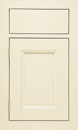 Regent Recessed Door Style By Woodmode Shown In Designer