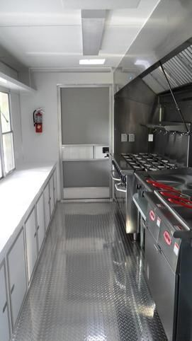 Food Inspiration Concession Trailers Mobile Kitchen Bbq Smoker