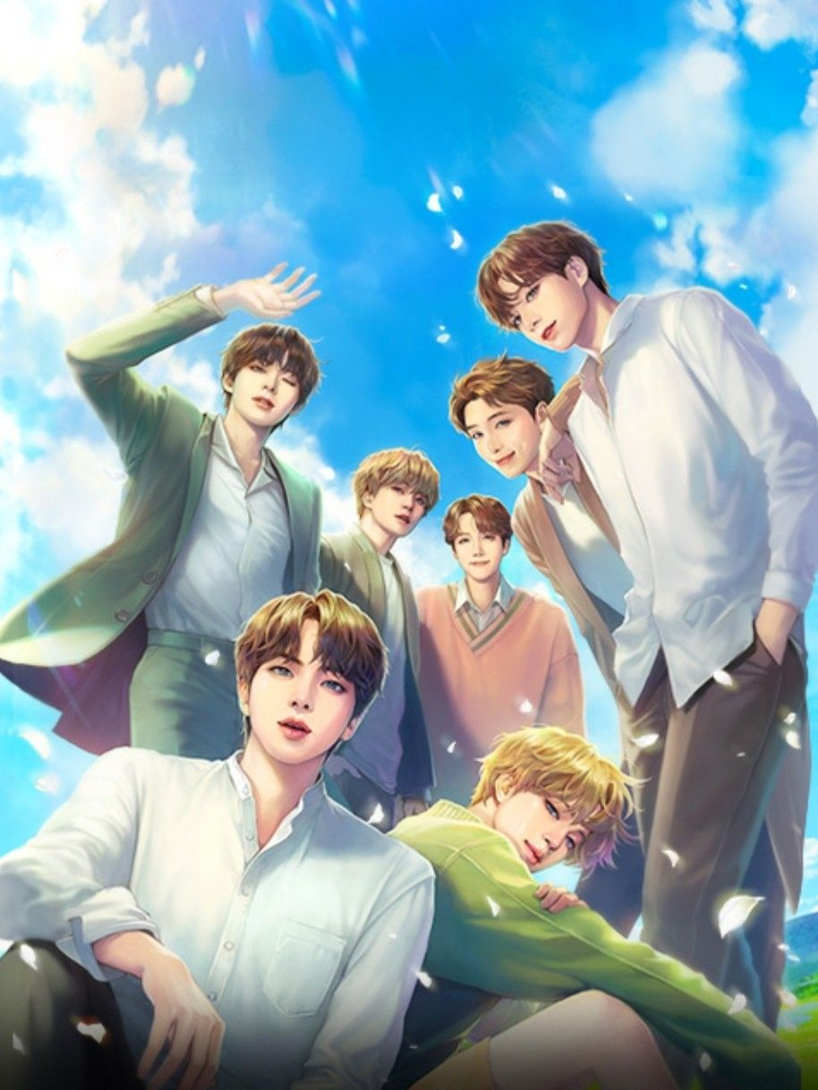 Photo of BTS Universe Story