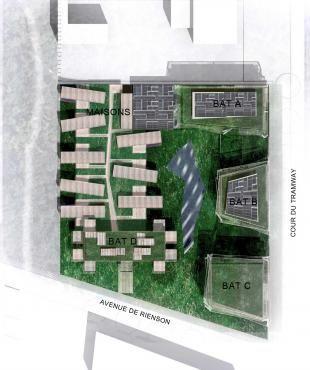 Nicolas Laisné* Architecte Urbaniste -Ginko Eco-Neighbourhood Housing-Bordeaux | mapolis | Architektur – das Onlinemagazin für Architektur