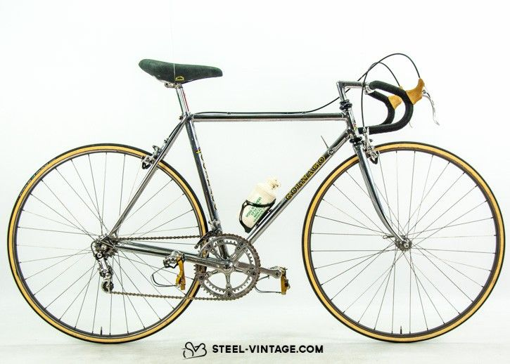 Colnago Mexico Classic Bicycle 1980s