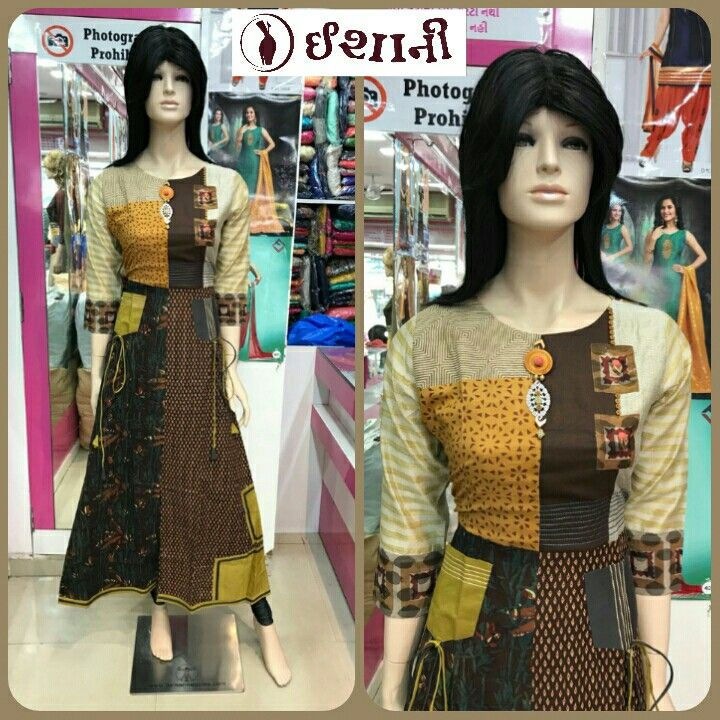 Go Traditional And Go Fashionable With This Kurti That