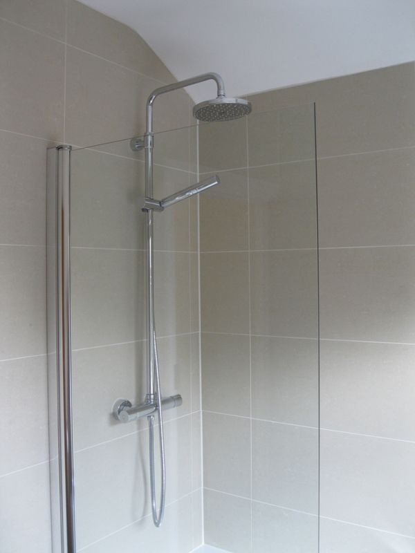 Glass Shower Screens With Bathroom Installation In Leeds | Tiny ...