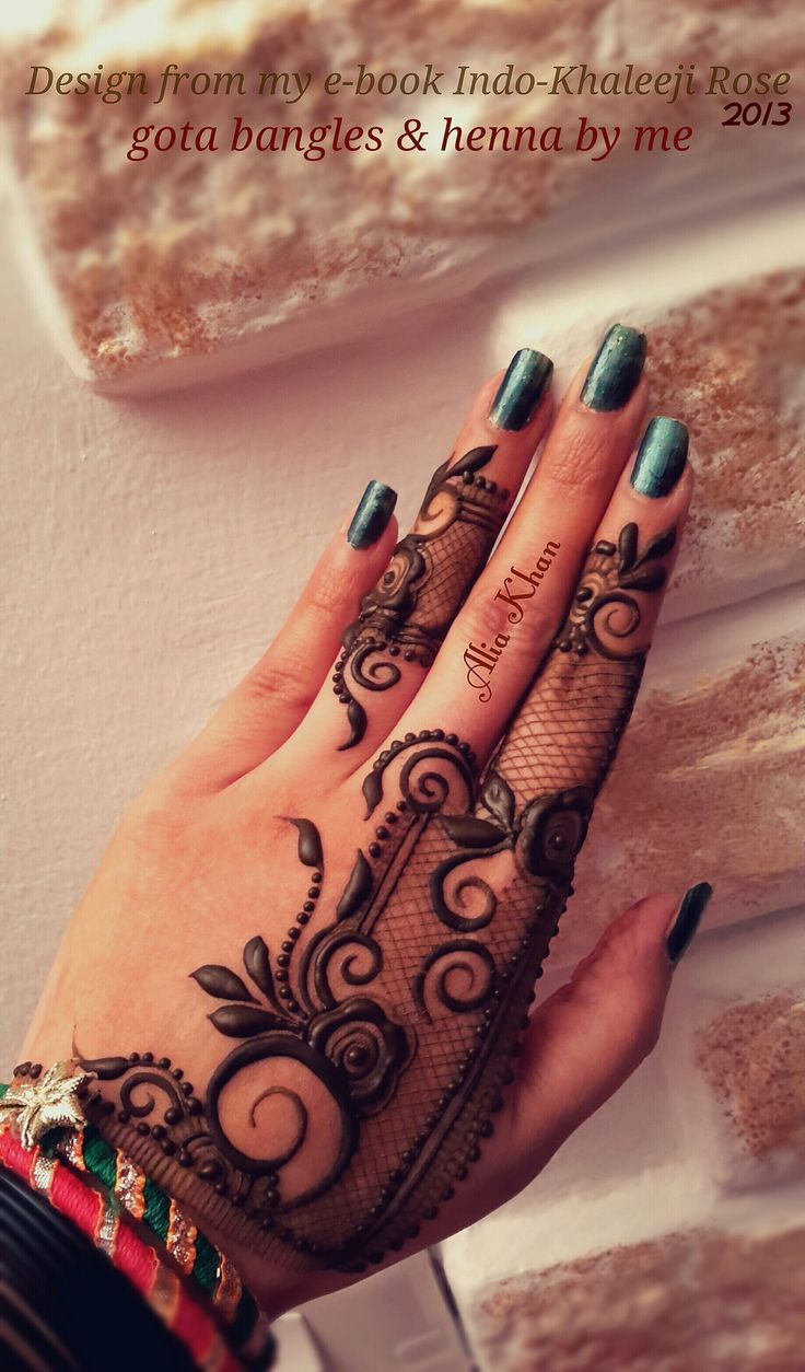 Inflicting Ink Tattoo Henna Themed Tattoos: Pin By Anitha Sweetoo On Mehandi Designs