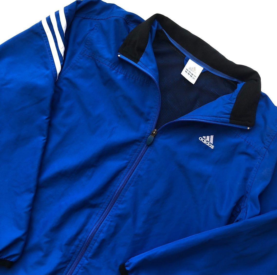 Pin By Allison On Adidas Apparel In 2020 Windbreaker Jacket