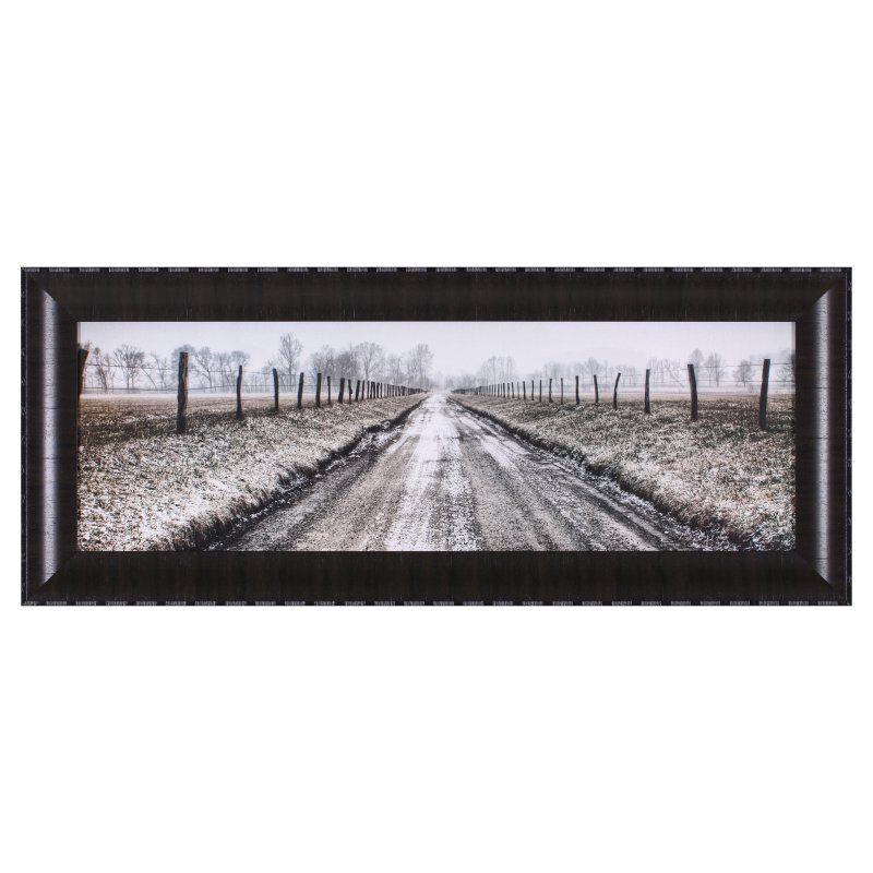 Art Effects Picket Path Framed Wall Art - I95158