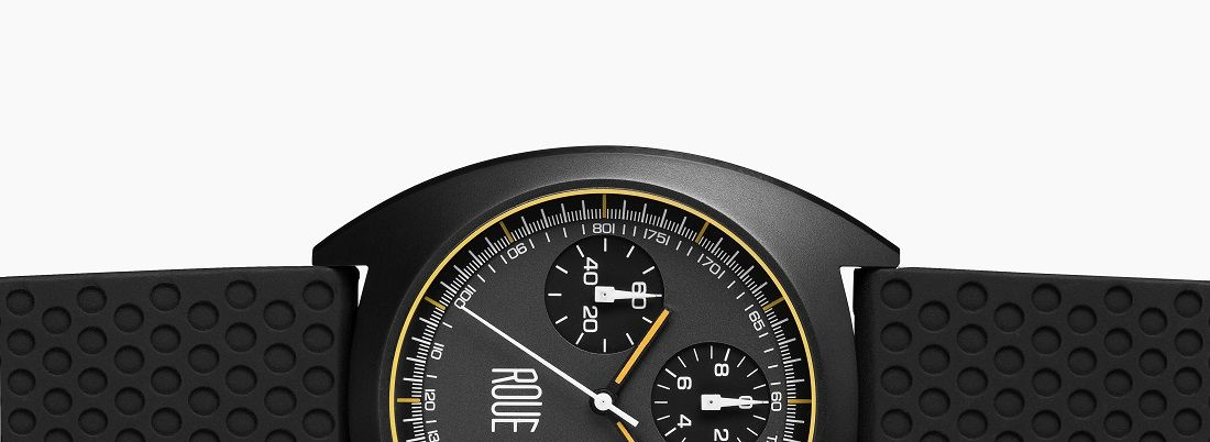 Introducing Roue Watch Company Watch Releases