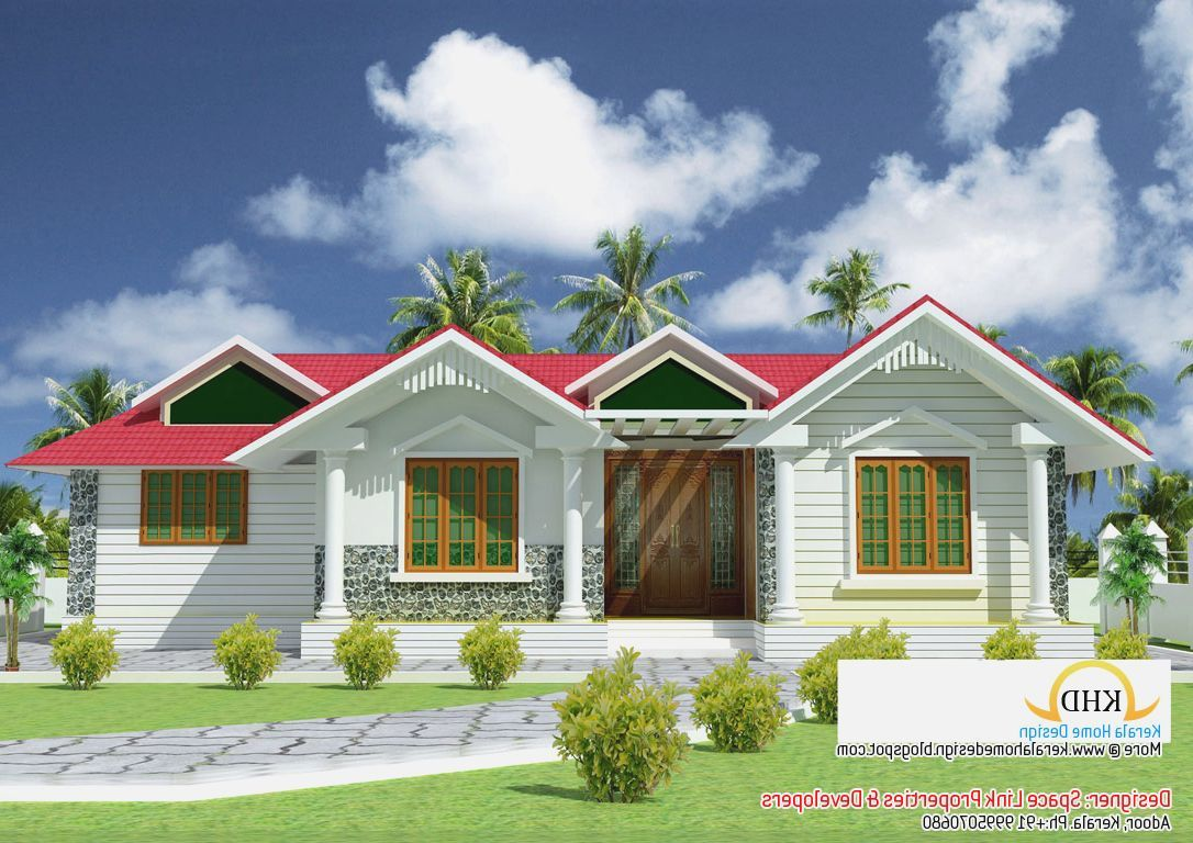 Single Floor House Plans More Picture Single Floor House Plans Please Visit Www Infagar Co Single Floor House Design House Plans With Pictures House Design
