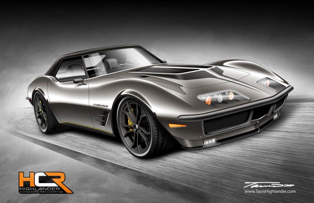 C3 Corvette Restomod - - Yahoo Image Search Results | Corvette ...