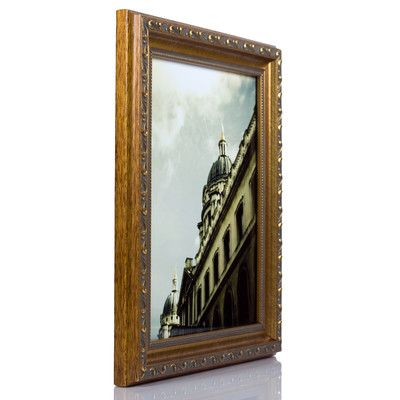 Charlton Home Ornate Picture Frame Size: 16\