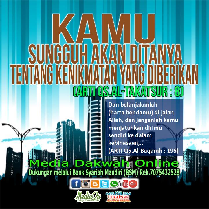 Pin oleh MuslimTube Indonesia_Media Dakwah Online di