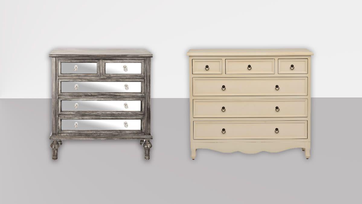 Kirkland S Recalls Dressers Due To Tip Over Hazard Kirklands Furniture Anchors Short Dresser [ 674 x 1199 Pixel ]