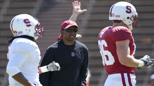 """Could Stanford's """"Andrew Luck Director Of Offense"""" Pep Hamilton Be Ready For A Head Coaching Job?"""