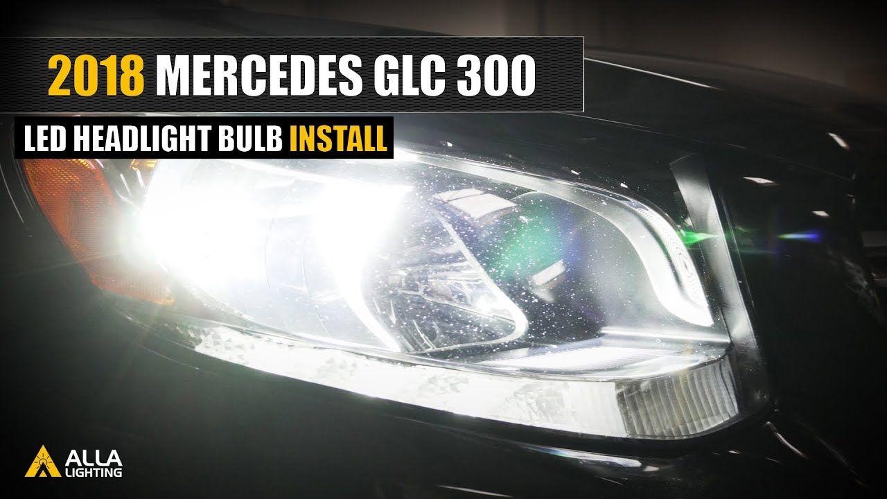 Mercedes Benz Headlights Bulbs
