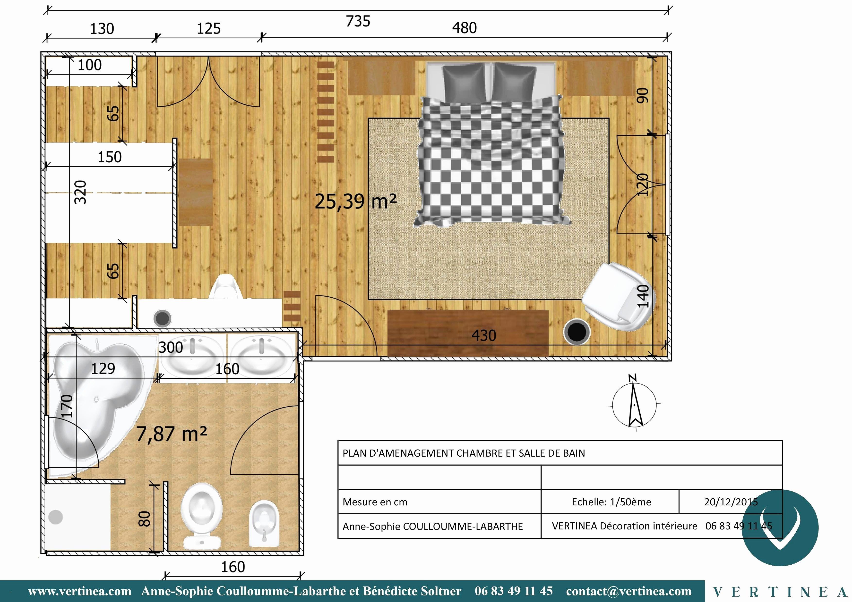 Best Of Plan Chambre Parentale 20m2 Chambres Parentales