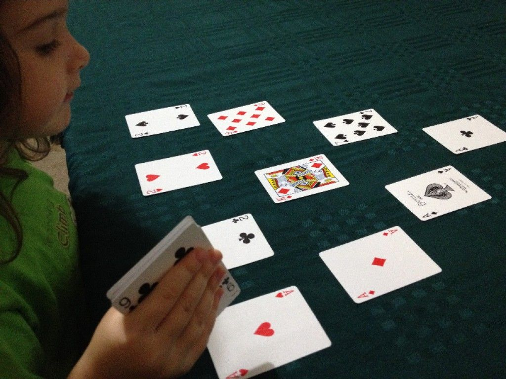 How To Play Cricket A Card Game For Two Players Games Pinterest