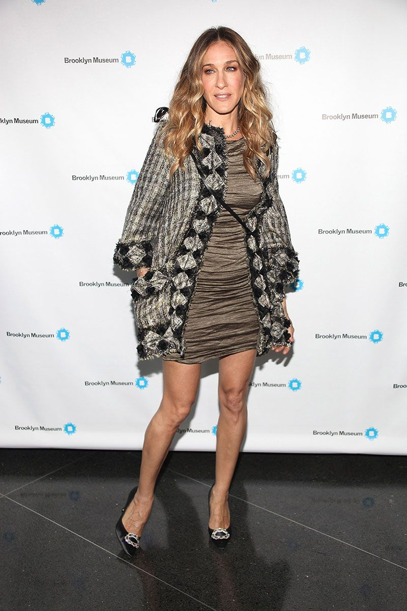 Sarah Jessica Parker at the 2011 Brooklyn Artists Ball at the Brooklyn Museum on April 27, 2011