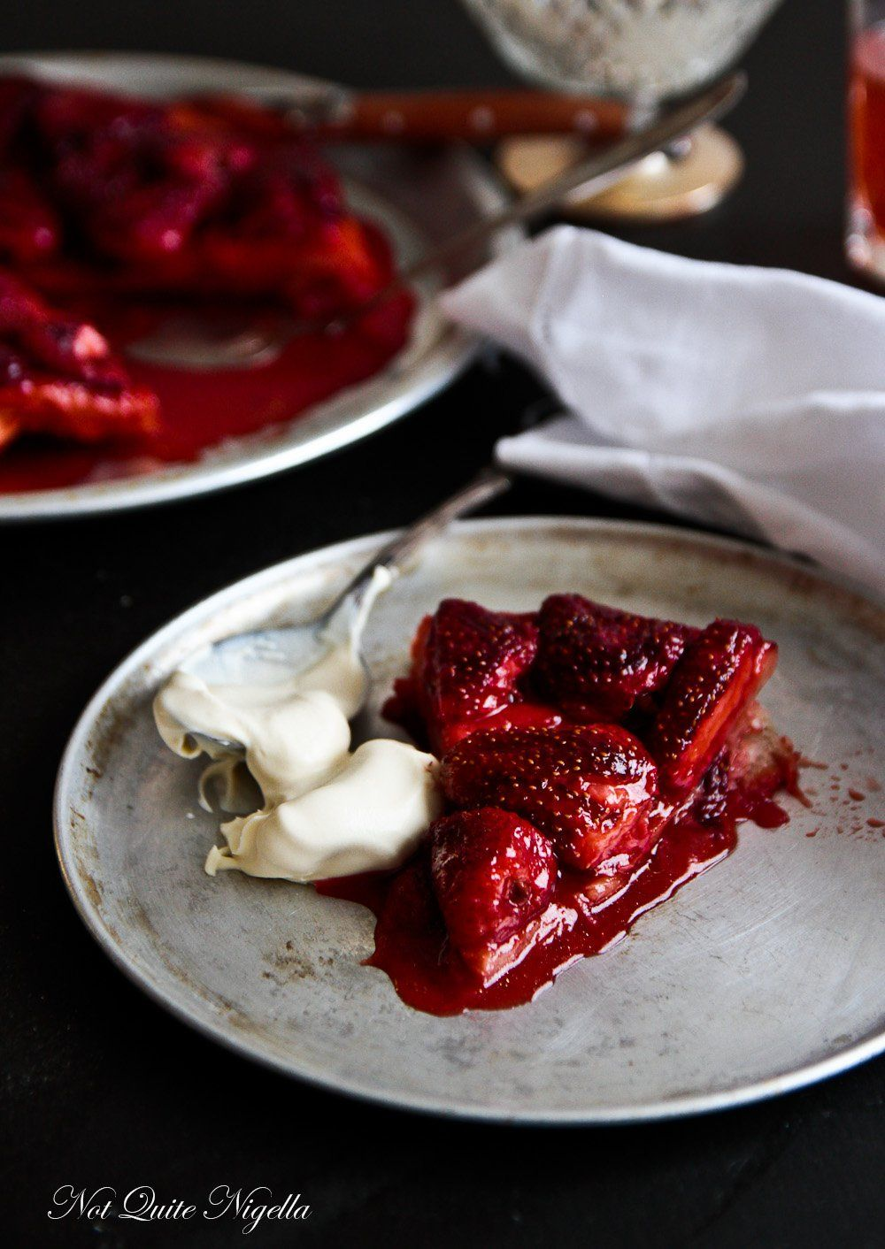 Strawberry Tarte Tatin Recipe Tarte Tatin Recipe Tarte Tatin Strawberry Tart