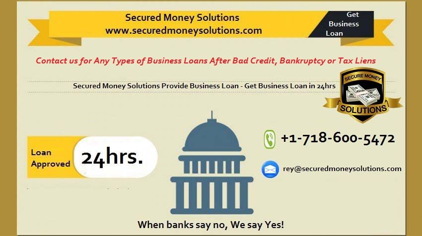 When Banks Say No We Say Yes Business Loans Business Cash Advance Loan