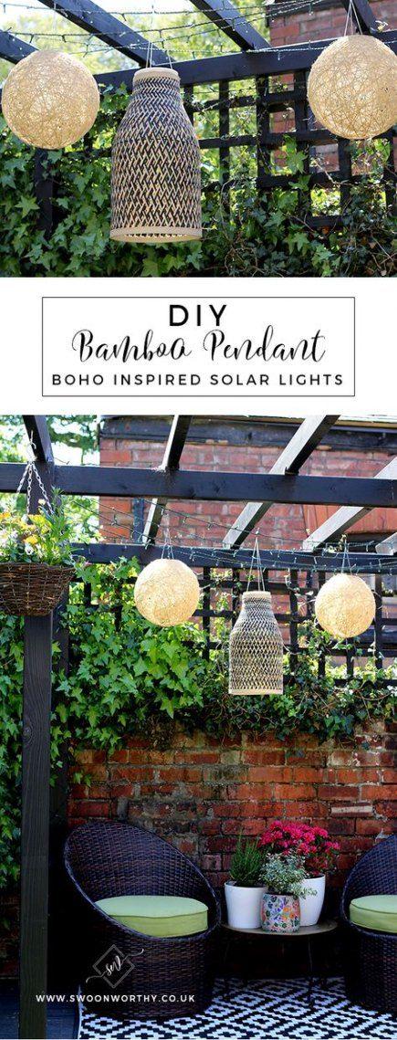 21+ Ideas For Garden Inspiration Boho Interiors #einfacheheimwerkerprojekte
