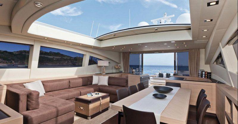 Mangusta 92 Yacht   Interior