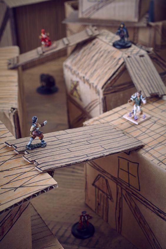 DIY wargaming terrain
