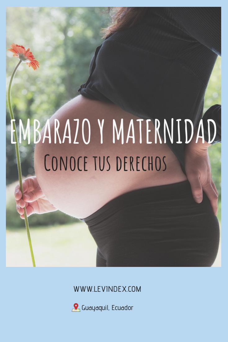f019e77c4 Uno de los asuntos más preocupantes para las mujeres trabajadoras es el  embarazo. En muchas ocasiones el estar embarazada ocasiona ansiedad e  inseguridad ...