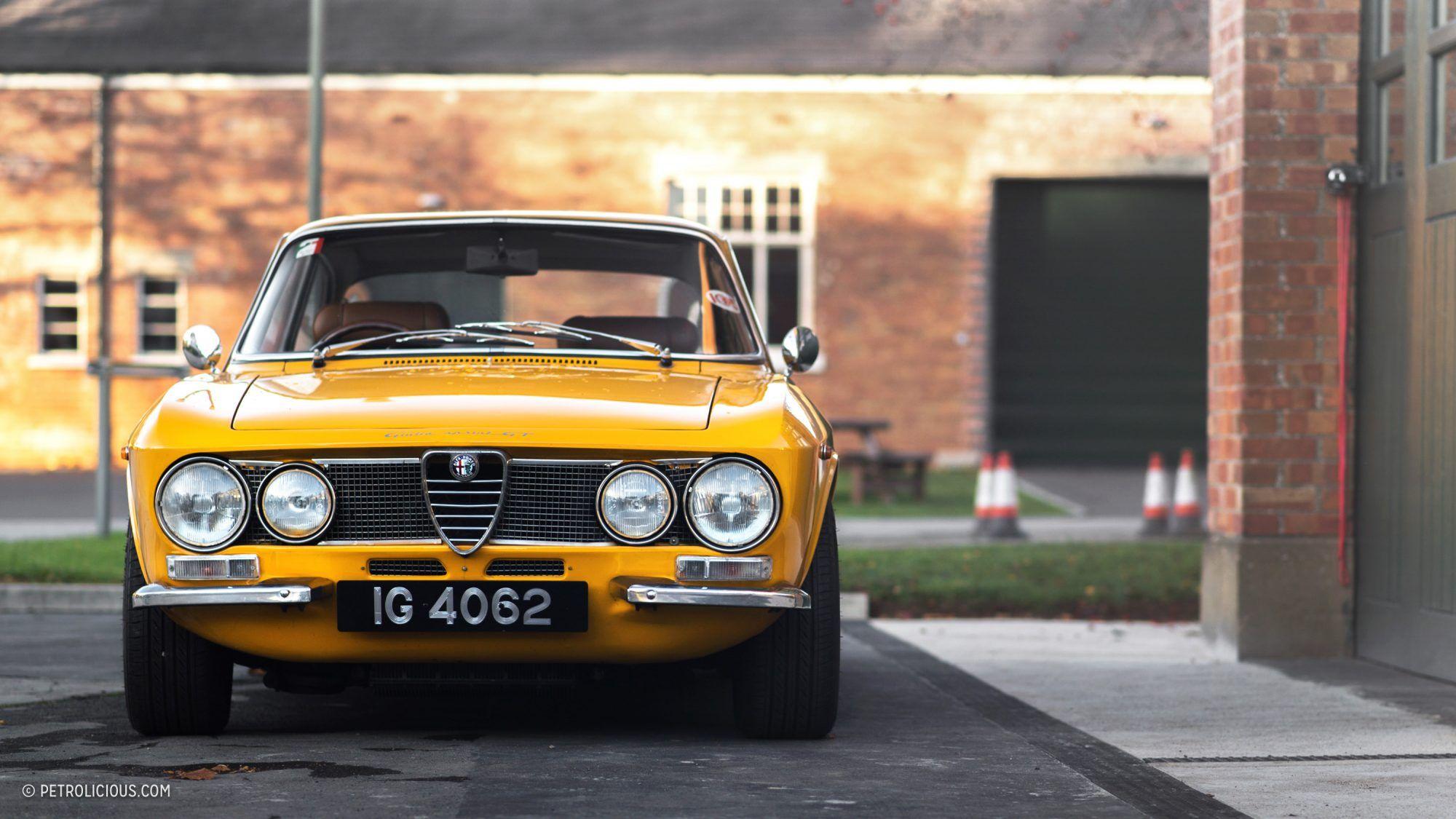 This Alfa Romeo Gtv 1750 Was Love At First Street Parked Sight In 2021 Alfa Romeo Gtv Alfa Romeo Alfa Romeo Cars