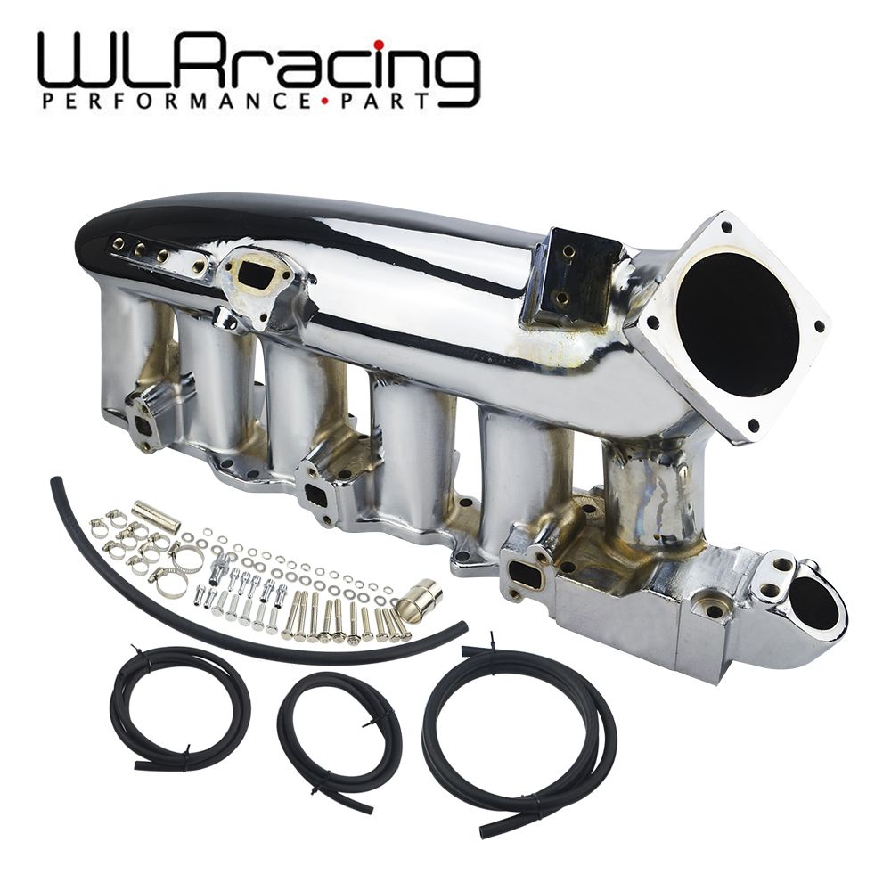 WLRING STORE- CHROME INTAKE MANIFOLD for Nissan skyline rb25