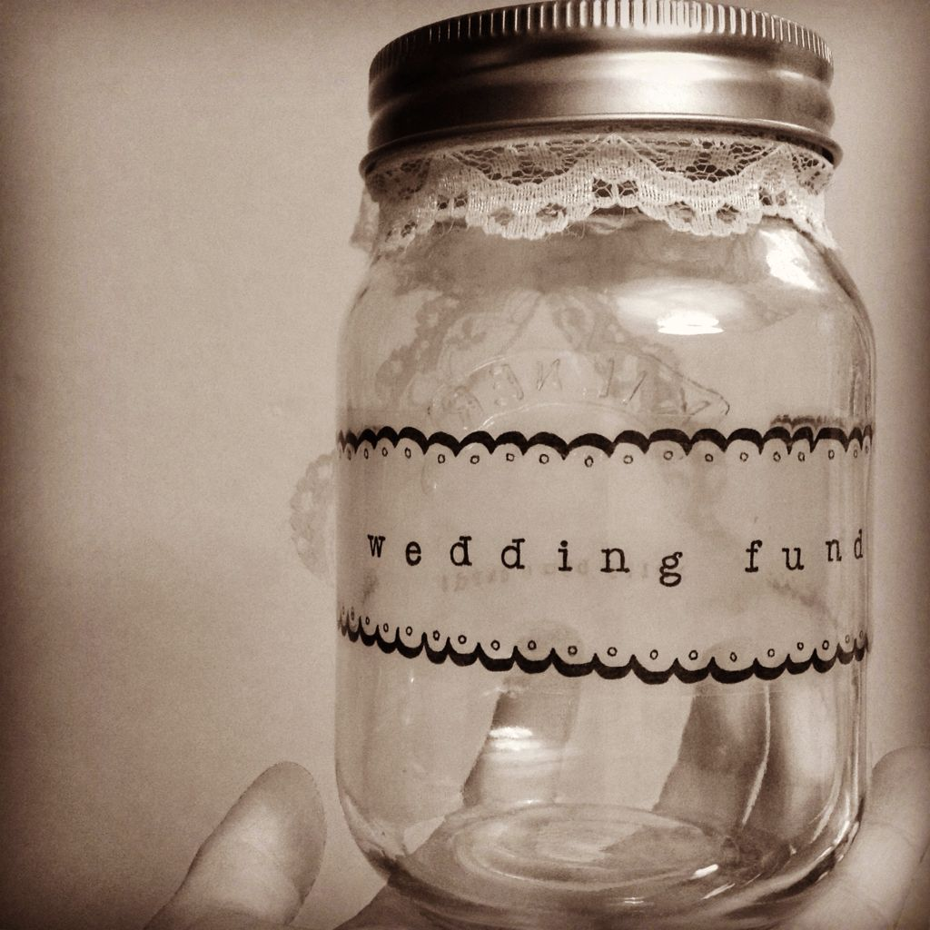 Kilner Wedding Fund Jar Wedding Fund Diy And Crafts Diy Crafts