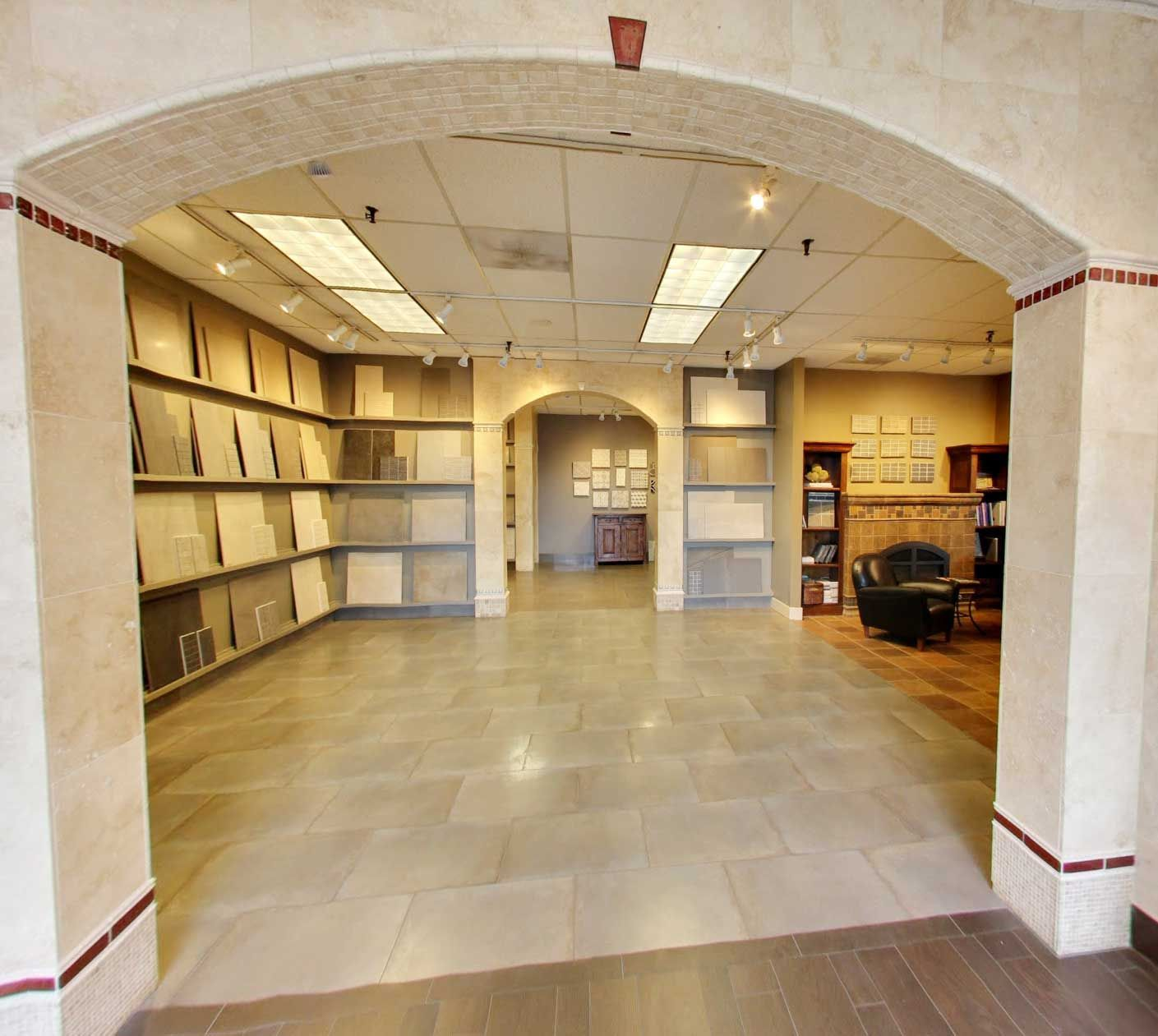 Julian Tile Showroom In Seattle, Washington. 6140, 6th Ave