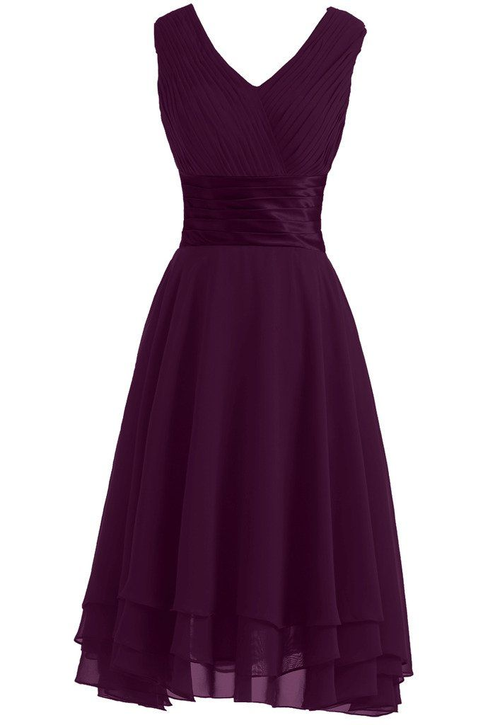 wine color...love this for bridesmaid dresses. | clothes i like ...