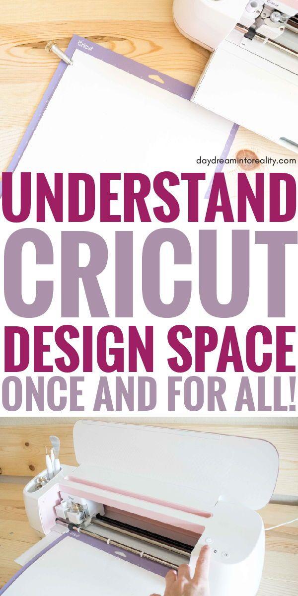 Full Cricut Design Space Tutorial For Beginners - January 2019