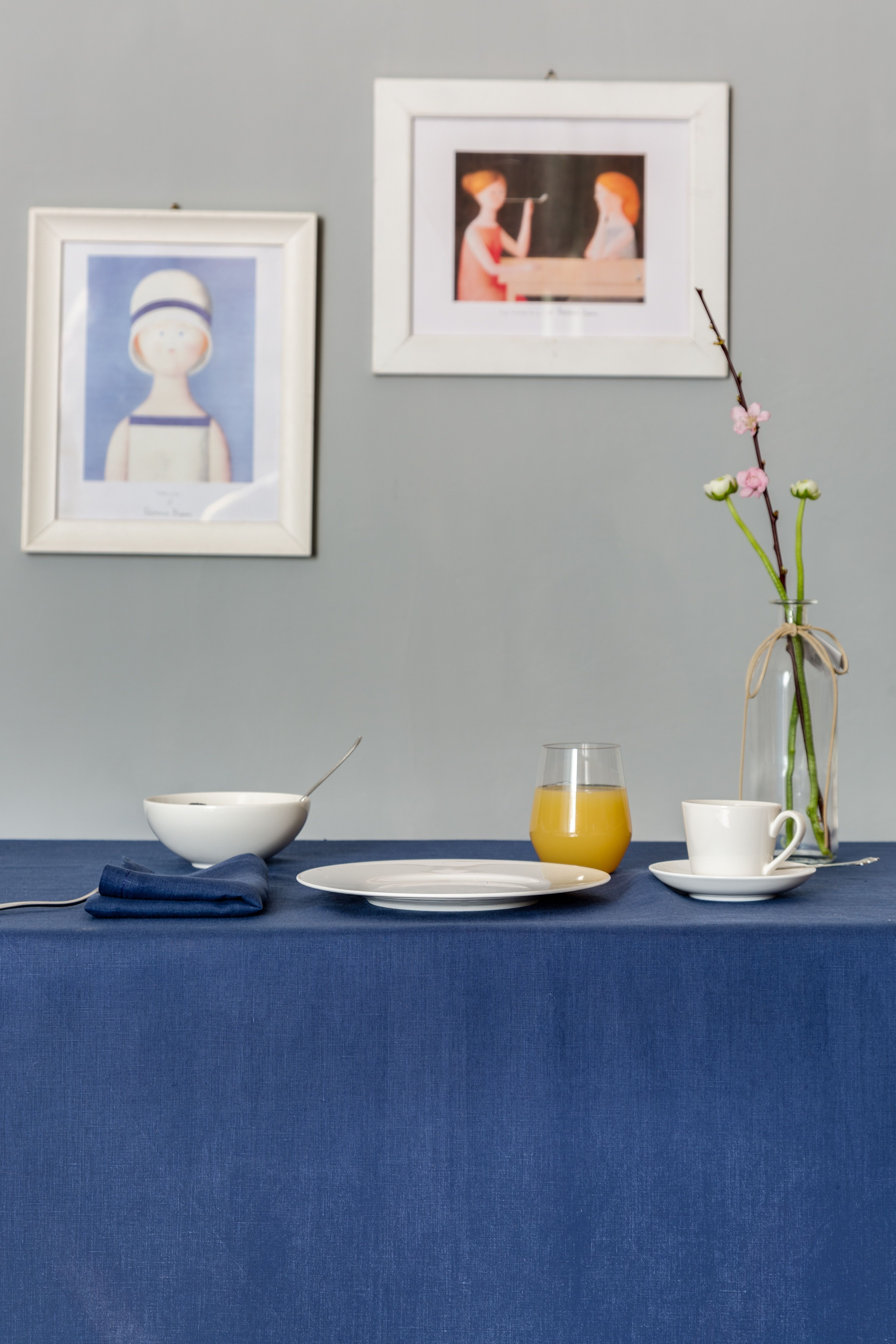Sea Home Ideas Blue Ocean Our Tablecloths Are Made With