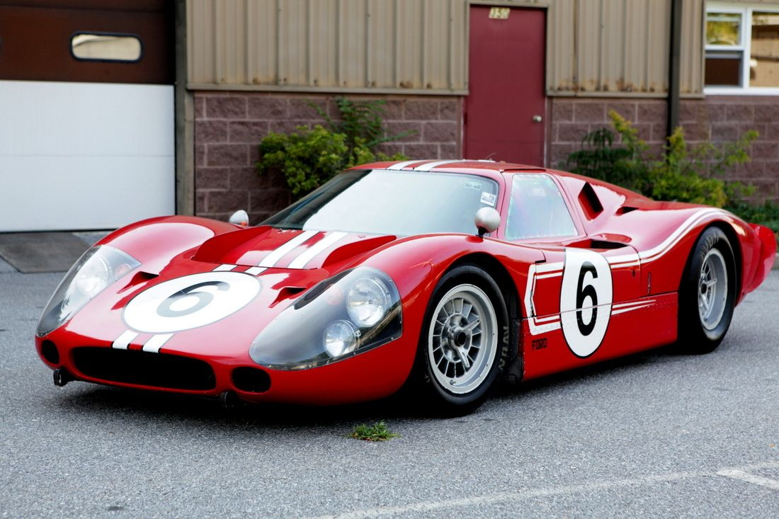 Ford Gt Mkiv Recreation Motor Classic Competition Corp