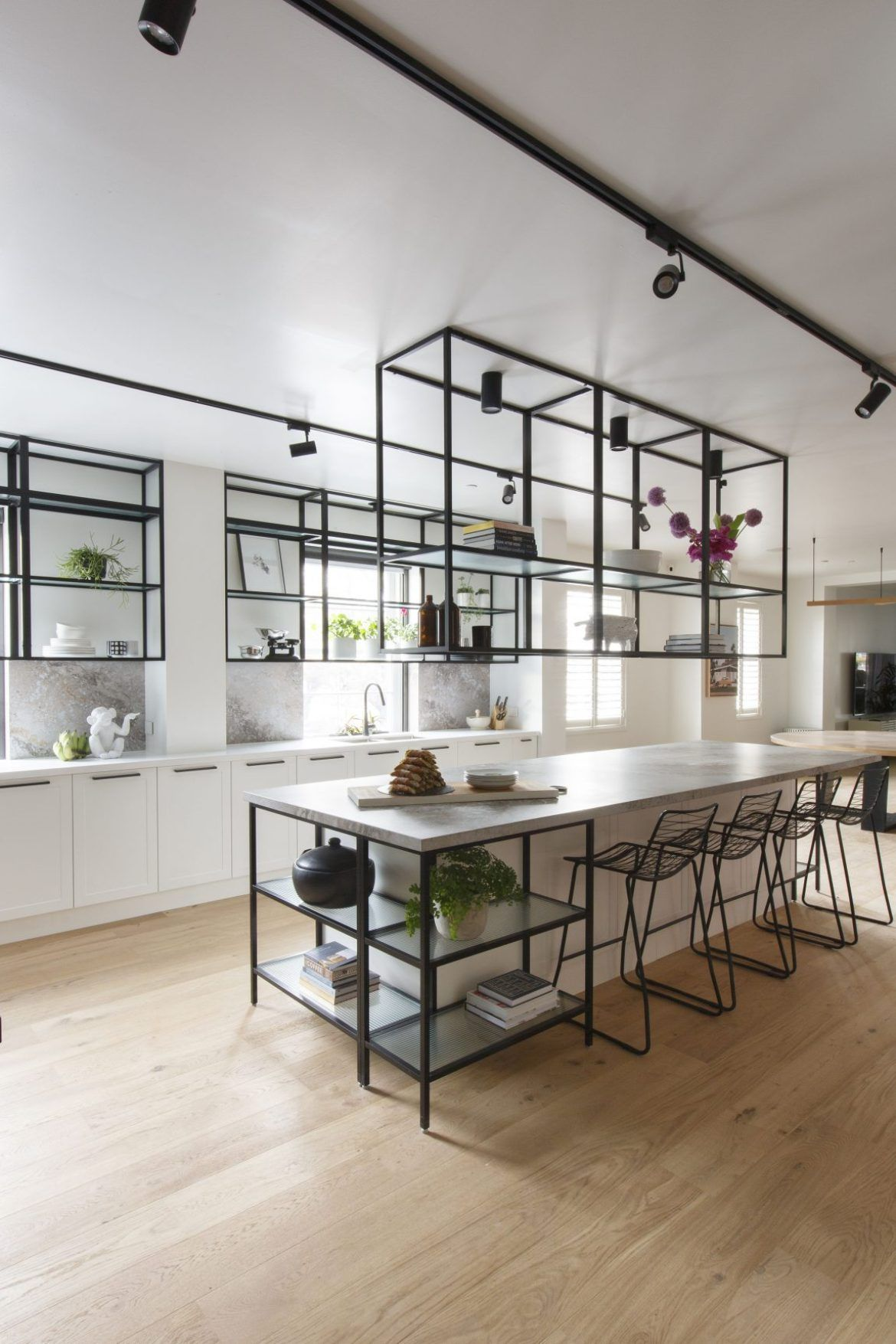 The Block 2018 Challenge Kitchen - a modern and industrial ...