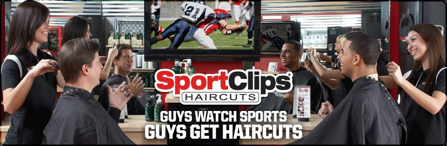The ultimate haircut experience! Go to Sport