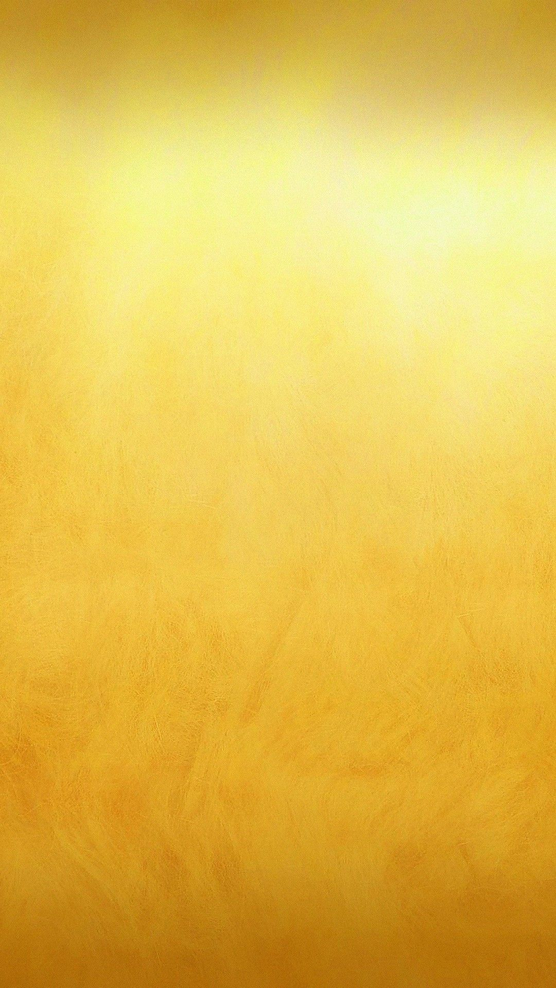 IPhone X Wallpaper Plain Gold