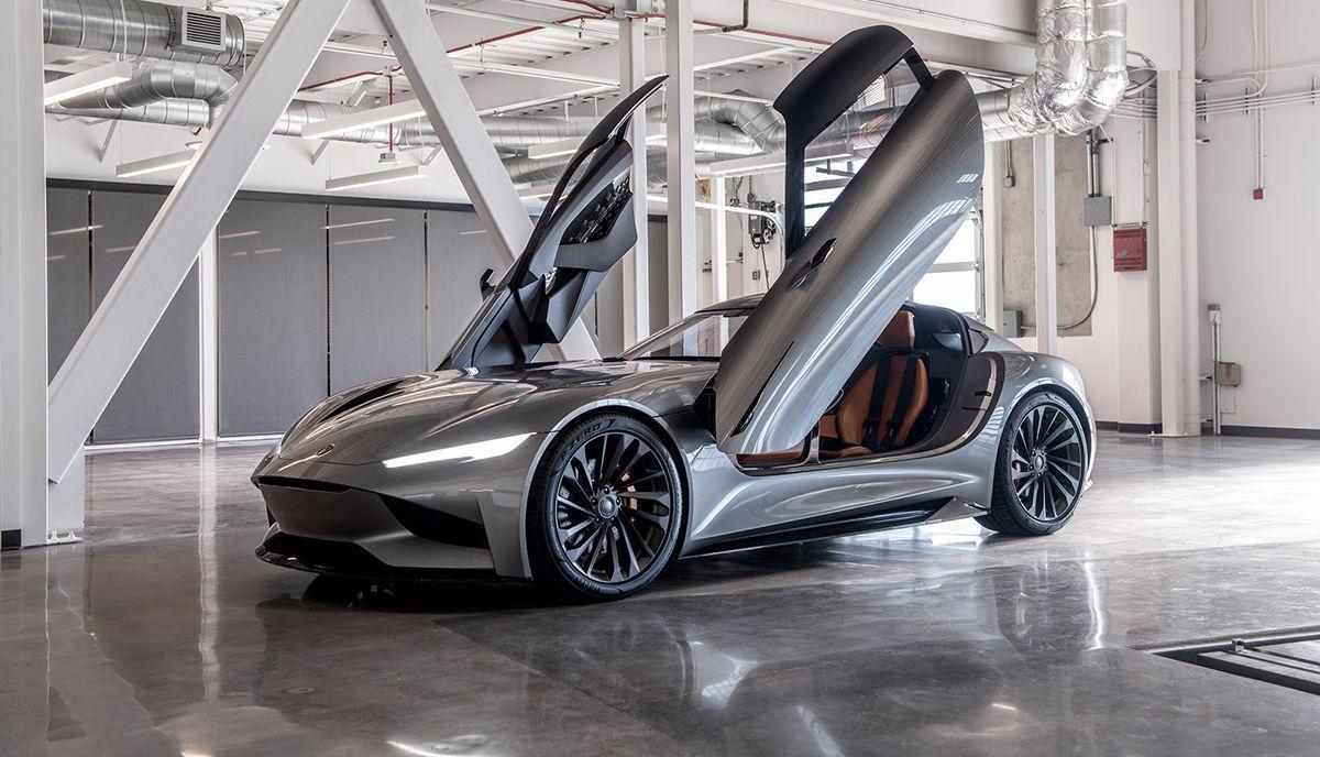 Karma SC2 Concept Unveiled At 2019 LA Auto Show — urdesignmag